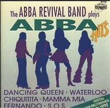 ABBA Revival Band - Thank You For The Music CD