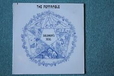 THE PENTANGLE SOLOMAN'S SEAL 1972 1st Press New Sealed Reprise MS 2100