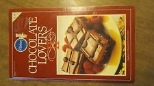 Pillsbury Advertising Cookbook/Magazine Classics#49,Chocolate Lovers II,1985