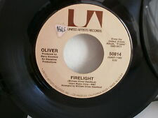 OLIVER Firelight / walkin down the line ( DYLAN ) 50814