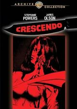 CRESCENDO (1972 Stephanie Powers)  Region Free DVD - Sealed