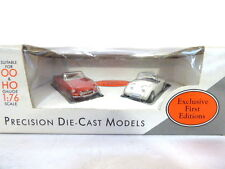 Exclusive First Editions Austin Healey Sprite Ref:11502 & MGB Roadster Ref:11702