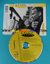 CD Singolo Sting When We Dance 580 847-2 GERMANY 1994 no lp mc(S23)