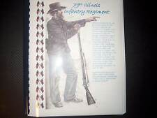 Civil War History of the 79th Illinois Infantry Regiment