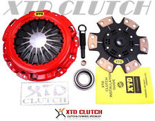 XTD STAGE 3 HD CLUTCH KIT FOR  03-06 NISSAN 350Z INFINITI G35 3.5L 6CYL VQ35DE