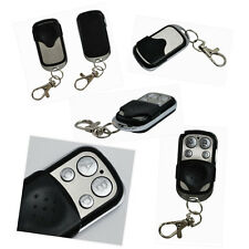 Duplicating Garage Door Roller Shutter Key Fob 433mz Fixed Copy Code Replacement