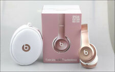 Beats by Dr. Dre Solo 2 Wireless Headband Wireless Headphones - Rose Gold