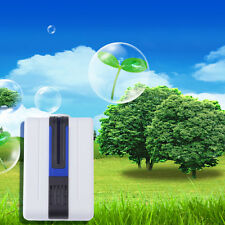 Negative Ion Anion Home Mini Air Purifier Ozonator Purify Cleaner AU Plug HF