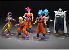 Dragon ball Z set of 6pcs pvc figures toys collection ANIME doll new 007