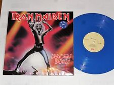 IRON MAIDEN Rare LP Japan; Venezuela (Metallica AC DC Slayer Megadeth Slayer)