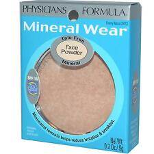 Physician's Formula Mineral Wear TalcFree Face Powder SPF16, CREAMY NATURAL PF18