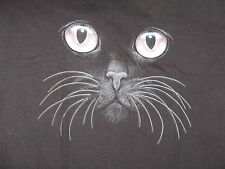 """Black Cat"" T-Shirt – Great Image (M)"