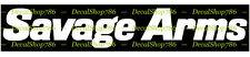 Savage Arms - Hunting / Outdoor Sports - Vinyl Die-Cut Peel N' Stick Decal