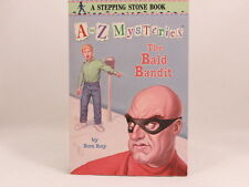 VERY GOOD!! A to Z Mysteries: The Bald Bandit by Ron Roy