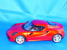 1/18 ALFA ROMEO 4C(red)