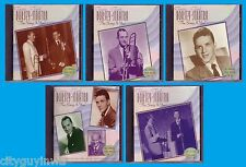 TOMMY DORSEY & FRANK SINATRA Song Is You Complete Studio Masters 1994 5 Disc Set