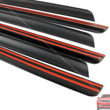 Unpainted 01-05 For Honda Civic 7th Coupe 2DR Rear Trunk Lip Spoiler Wing PUF