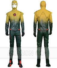 Exclusive!The Flash Reverse Flash Cosplay Costume Top Grade Custom Made