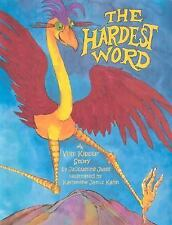 The Hardest Word: A Yom Kippur Story, Jules, Jacqueline, Good Book