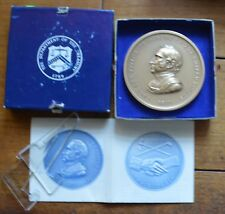 COMPLETE 1849 MEXICAN WAR GENERAL ZACHARY TAYLOR BRONZE MEDAL SOLD OUT MINT