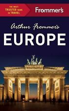 Arthur Frommer's Europe (Color Complete Guide), Strachan, Donald, Rynn, Margie,