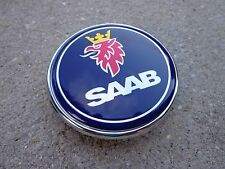 "Saab 9-3 93 Rear Trunk Emblem Badge Decal Symbol Logo 68MM 2.625"" 12785871"