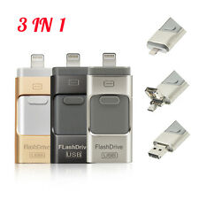 8GB USB Flash Drive U Disk OTG Memory Stick For iPhone For ipad USB Thumb For pc