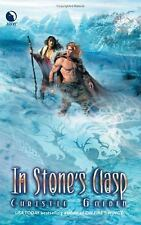 In Stone's Clasp by Christie Golden (2005)LPb