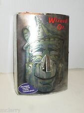 WIZARD OF OZ CHARACTER CARDBOARD MASKS SCARECROW LION & TINMAN 1998 ZYPERPAC BOX