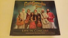 Live in Concert by GuruGanesha Band (CD, May-2014, Spirit Voyage Music)