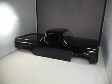 NEW 1979 CHEVY C/K PICKUP BODY FOR E-REVO / AXIAL SCX10 AX10 CRAWLER -  BLACK