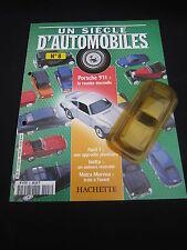 AC841 SOLIDO HACHETTE PORSCHE 911 CARRERA 1973 1/43 UN SCIECLE D'AUTOMOBILES