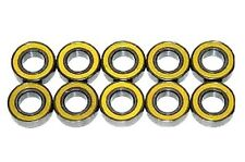 Ultimate Racing UR7802 Hi Speed Seal Rubber Yellow Bearing 8x16x5mm