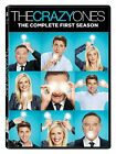 THE CRAZY ONES COMPLETE SEASON ONE 1 BRAND NEW SEALED MOD DVD ROBIN WILLIAMS