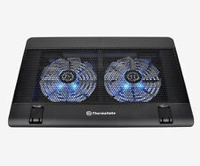 "THERMALTAKE CLN001 Massive14^2 Notebook Cooler for 10""-17"" 2 x 140mm fans [f36]"