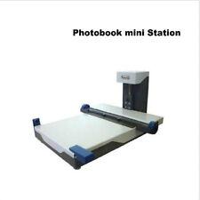 H-12 Photo book maker mounter Flush mount album making machine BI