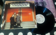 """Brendan Croker And The 5 O'Clock Shadows"" LP Silvertone ZL 74218 EU 1989-INN"