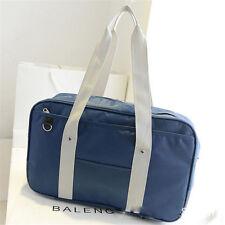 New High School Canvas Uniform Hand Bag Backpack Shoulder Bag Hot Blue Japanese