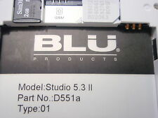 REPAIR SERVICE for BLU Studio 5.3 II D551a Charging Port Replacement