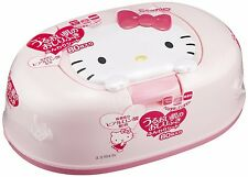 NEW Sanrio Hello Kitty wet tissue 80 pieces for moisturize skin  Made in Japan