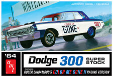 AMT Roger Lindamood's Color Me Gone 1964 Dodge 330 Superstock model kit 1/25