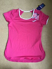JOMA PINK T SHIRT SIZE SMALL BNWT