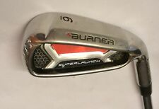 TaylorMade Burner Superlaunch 6 Iron Flex S Steel Shaft