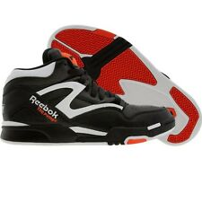 size 8.0 4-J15298 Reebok Pump Omni Lite OG Retro - Dee Brown black / white