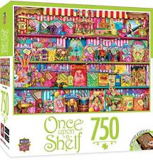 MASTERPIECES ONCE UPON-A-SHELF PUZZLE SWEET NOSTALGIA AIMEE STEWART 750 #31618