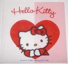 20 Hello Kitty Sweet Servietten Geburtstag Party NEU