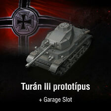 World of Tanks | WoT | Bonus Code | Turan III Prototype | PC
