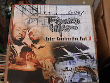 Lot of 5 Timbaland & Magoo Under construction Part II 12x12 Flat