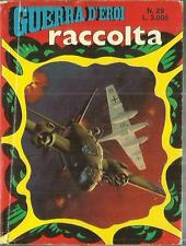 RACCOLTA GUERRA D'EROI Nuova Serie n° 29 [ 74 75 ] (Garden, 1990)