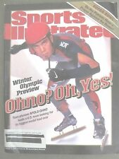 SPORTS ILLUSTRATED: February 4, 2002 Winter Olympic Preview APOLO OHNO on cover